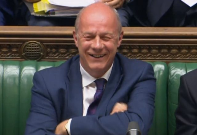 First Secretary of State Damian Green (PA)