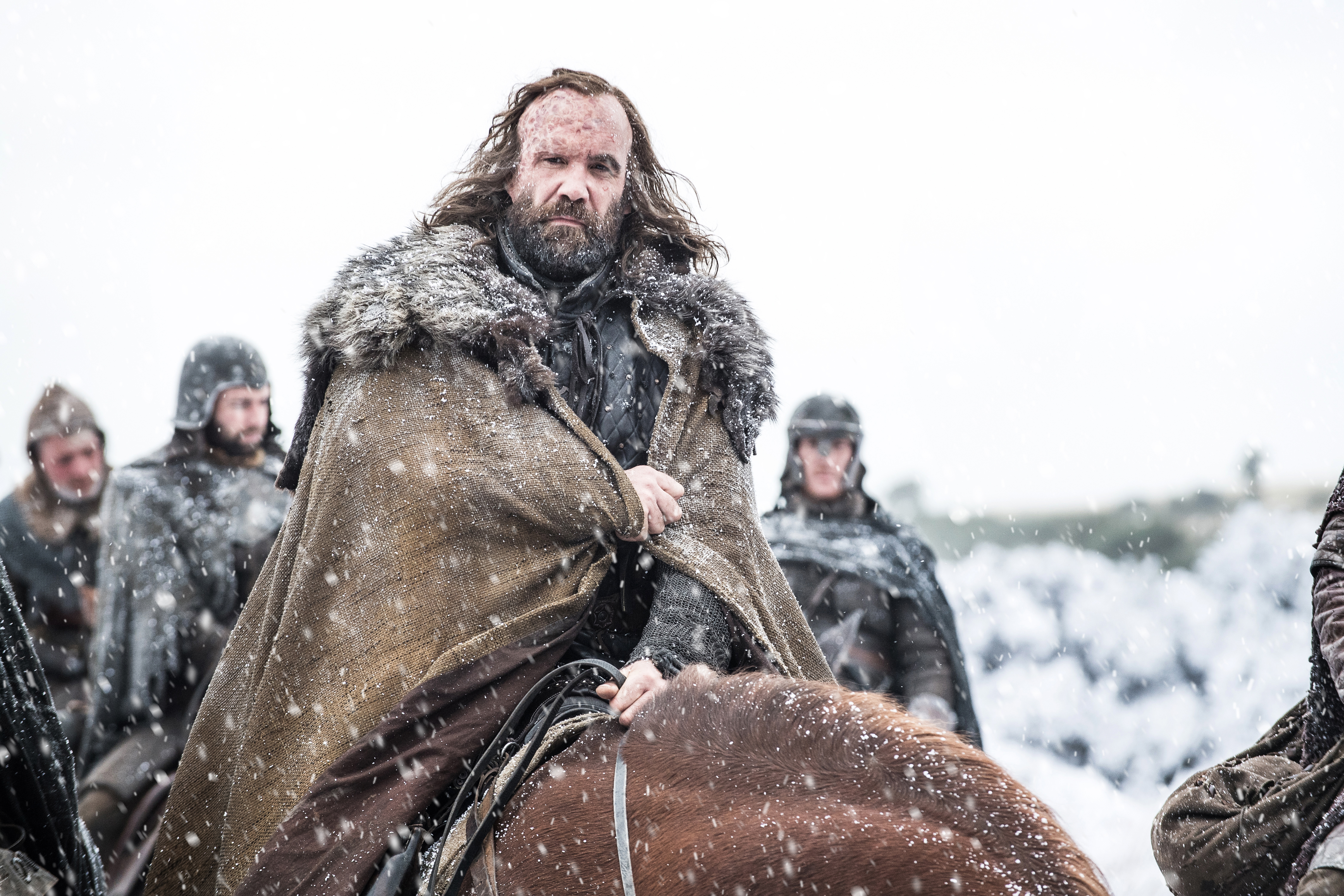 Rory McCann as Sandor Clegane also known as The Hound