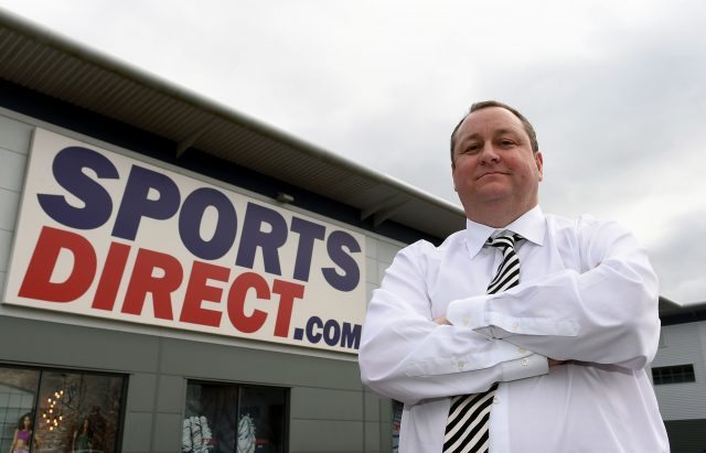 Sports Direct buys a big chunk of struggling retailer GAME