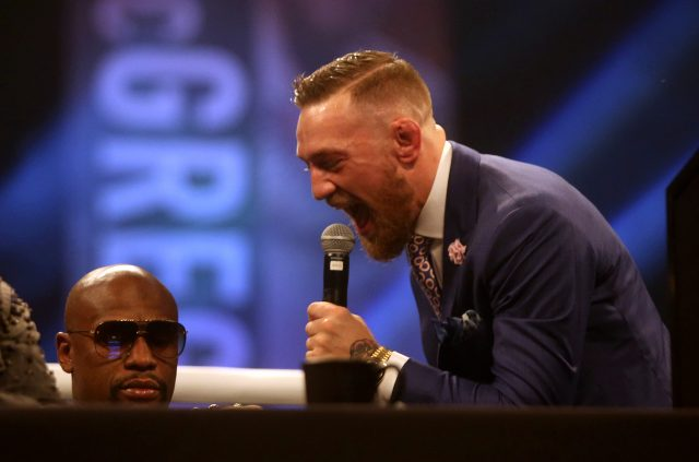 Conor McGregor has torn Floyd Mayweather to shreds