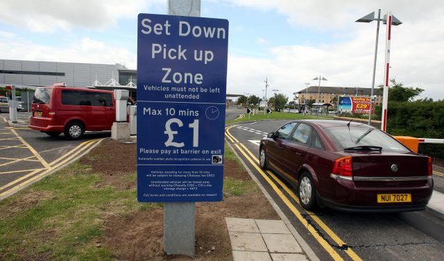 Stansted Car Parking Charges