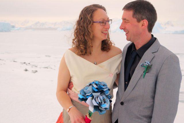 Julie Baum and Tom Sylvester