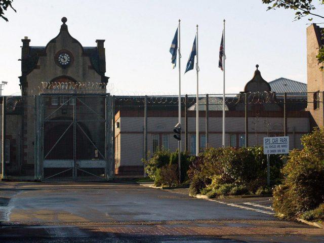 Edinburgh Prison (PA)