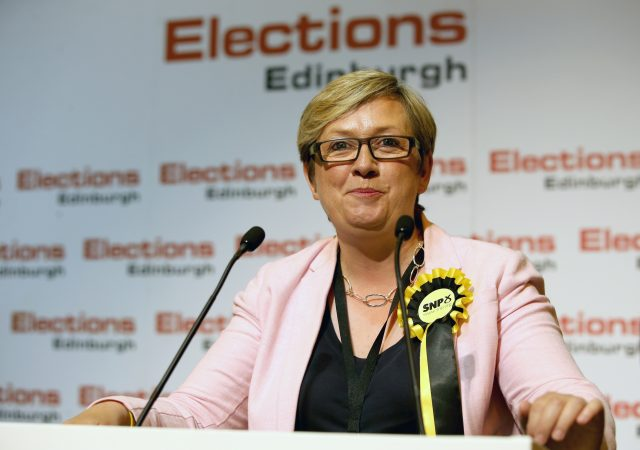 SNP MP Joanna Cherry