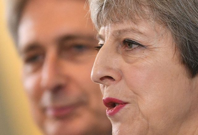 Theresa May to warn ministers against leaks