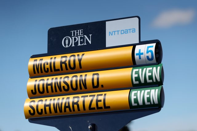 The Open - Day 3 Wrap Up
