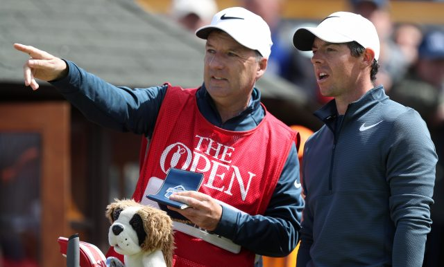 Rory McIlroy: Can he make a 2nd round push at The Open?