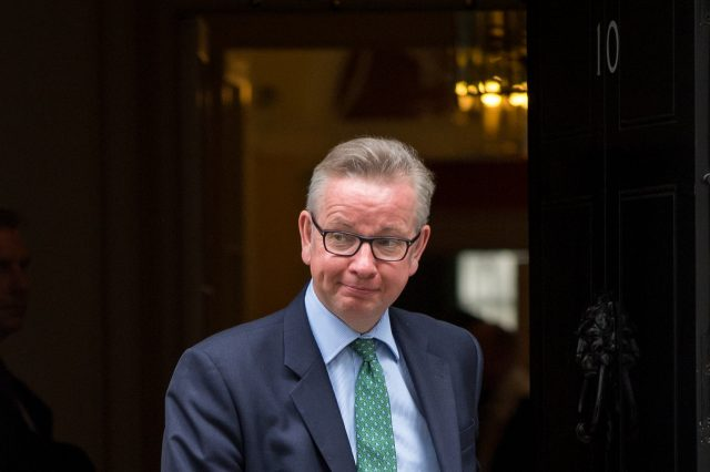Gove To Make Pledge To Deliver A