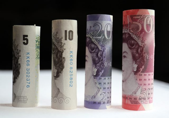 Inflation boosts government borrowing by £2bn