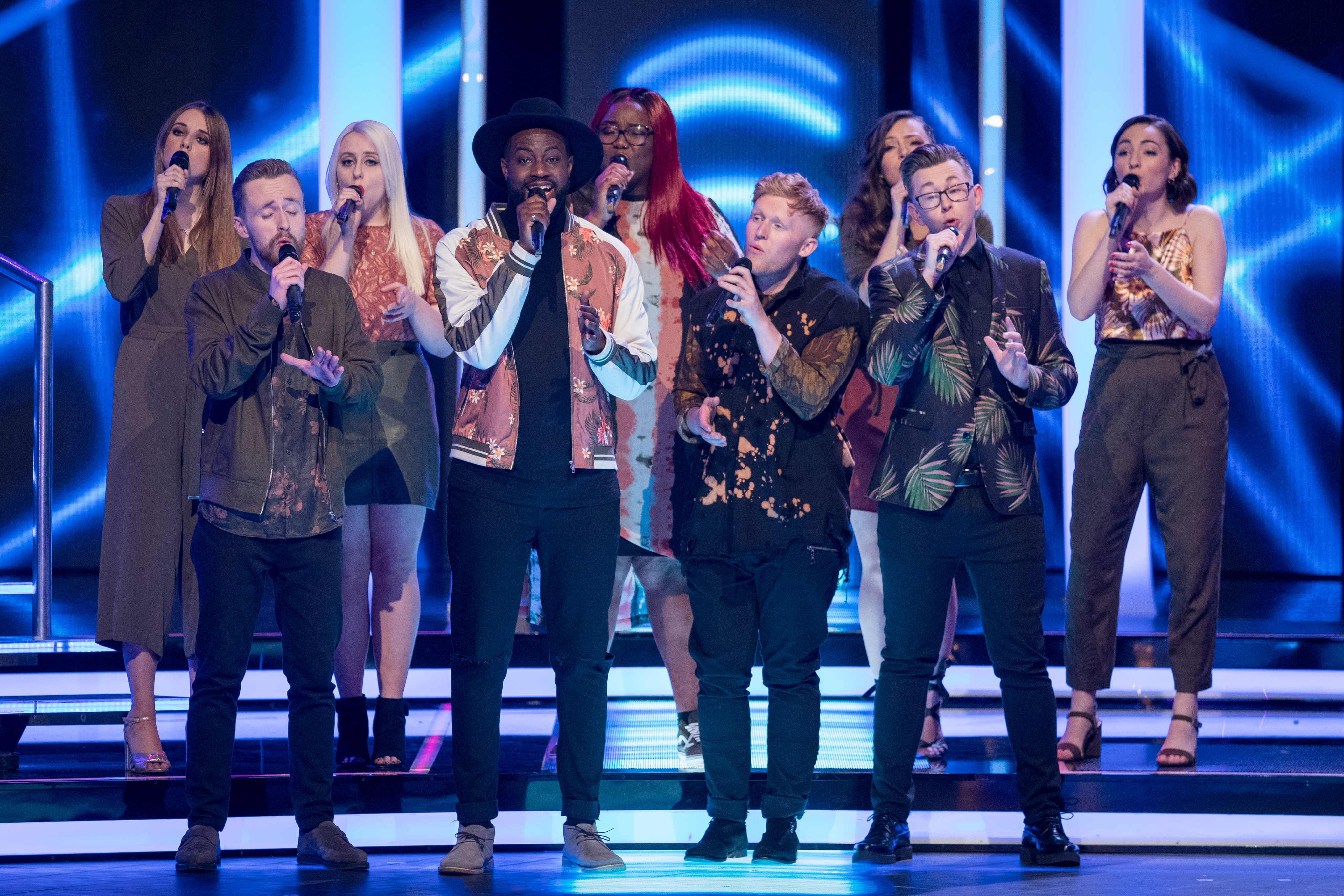 Six choirs to compete in pitch battle final shropshire star leeds contemporary singers bbc fandeluxe Ebook collections