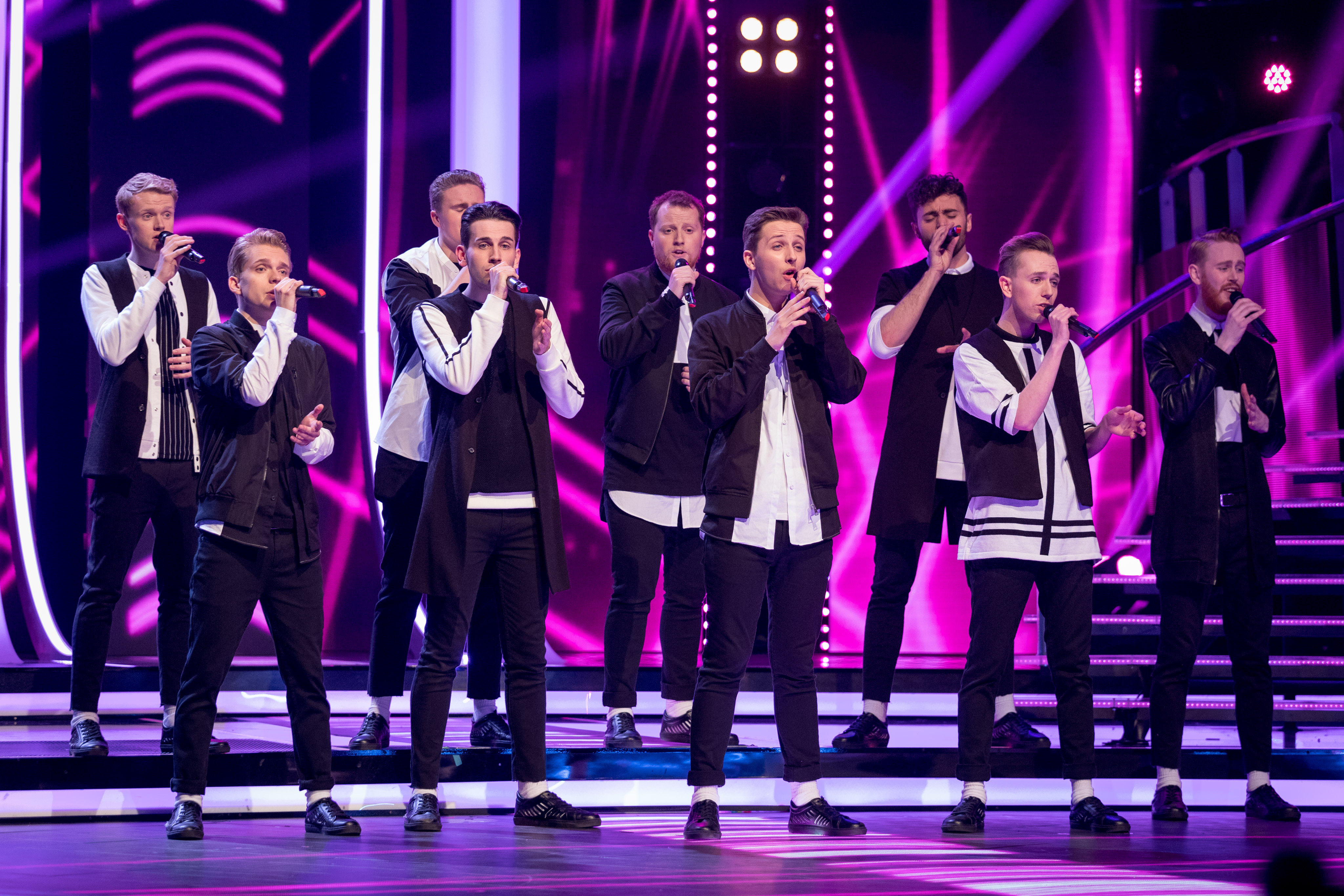 Six choirs to compete in pitch battle final shropshire star all the kings men bbc fandeluxe Ebook collections