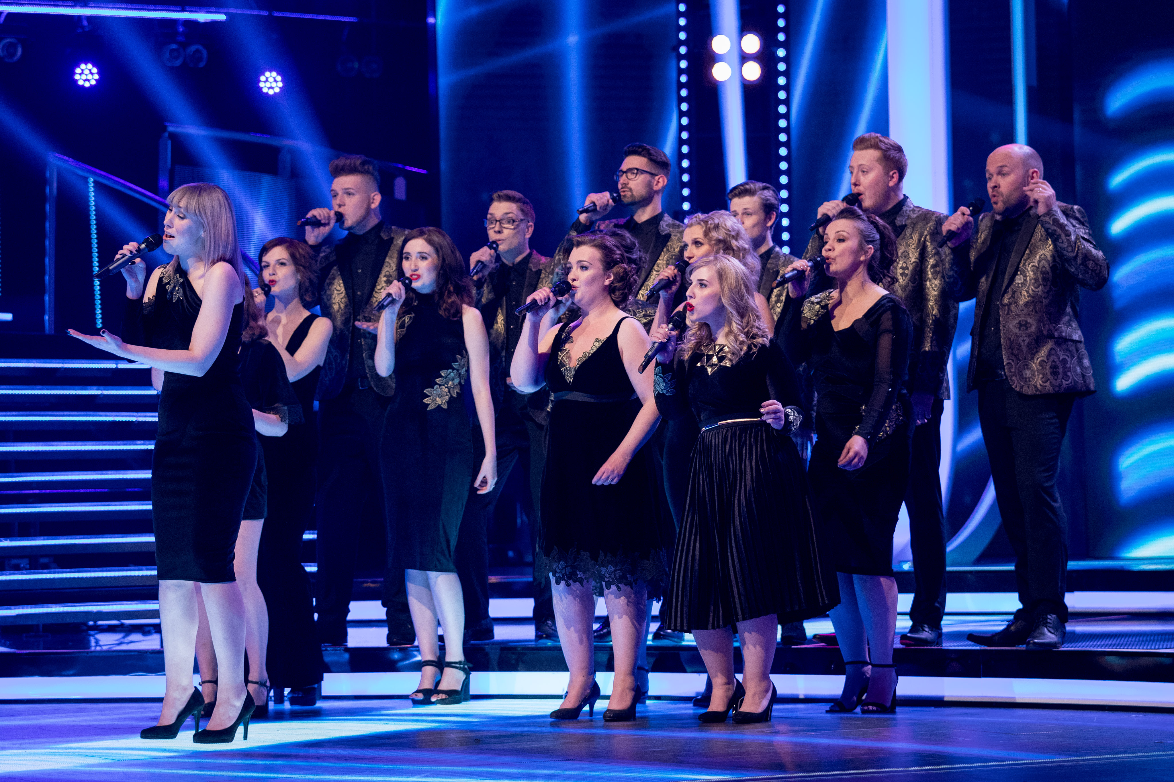 Six choirs to compete in pitch battle final shropshire star sgarmes bbc fandeluxe Ebook collections