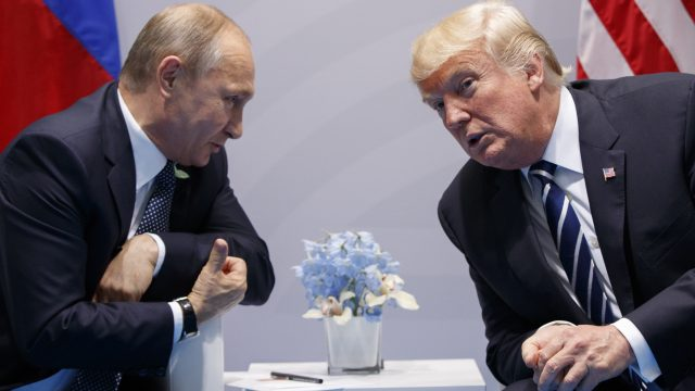 Congress agrees on Russian Federation sanctions, setting up showdown with Trump