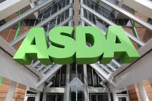 Asda said it had withdrawn the product from sale as a precaution