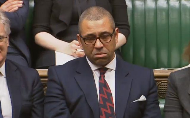 Conservative MP James Cleverly has written to the shadow Brexit secretary