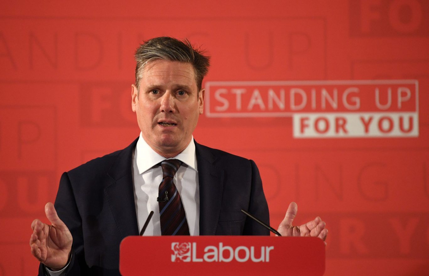 Keir Starmer turns down role with Mishcon de Reya law firm