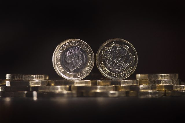 When can shops start refusing your round £1 coins?