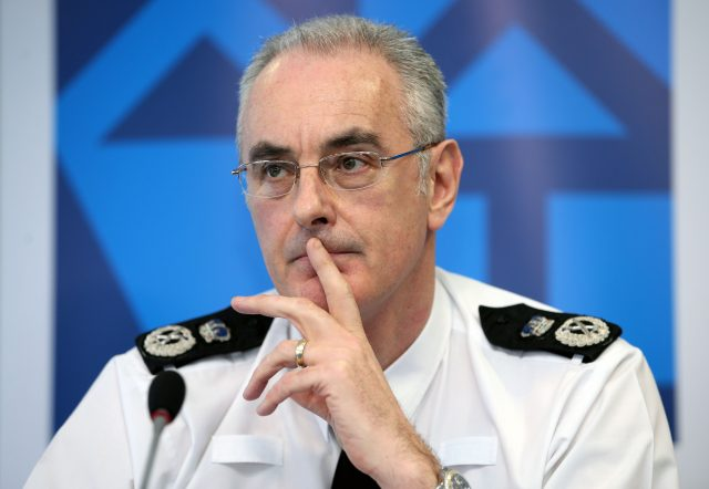Scotland's police chief investigated for alleged gross misconduct