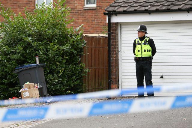 Police shoot man in Birmingham street during gun arrest
