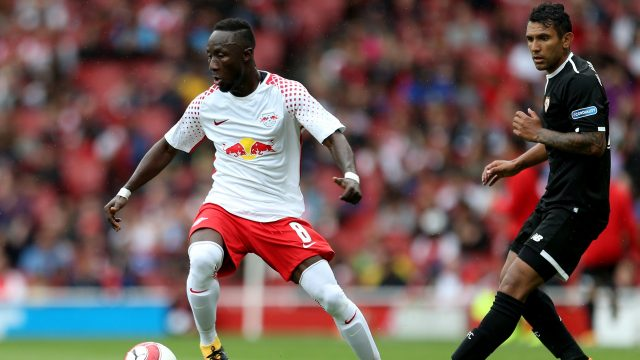 Rb Leipzig Coach Ralph Hasenhuttl Is Sure That Naby Keita Will Stay At The Club Express Star