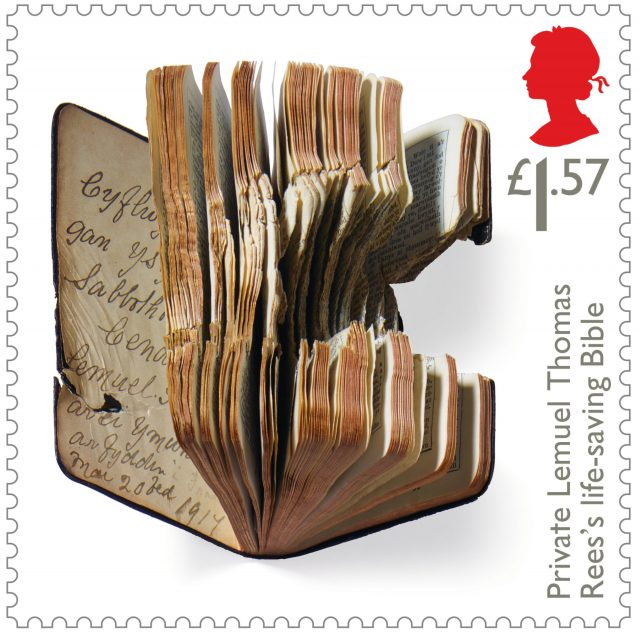 (Royal Mail/PA)