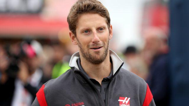 Romain Grosjean will race for Haas next season
