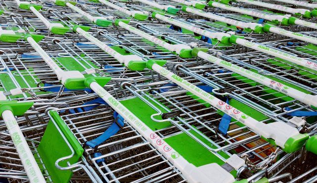 Asda's sales performance was behind their expectations