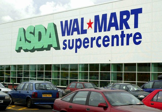 Asda are owned by Walmart