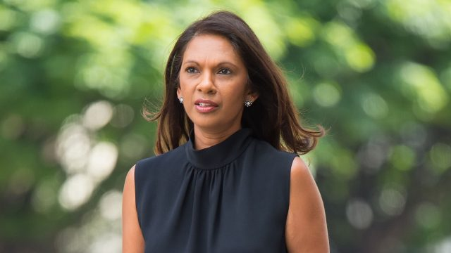 Philipps wanted Brexit consultation campaigner Gina Miller 'accidentally' run over