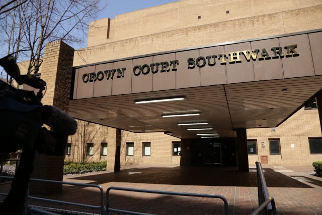 Philipps appeared at Southwark Crown Court on bail