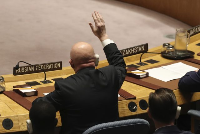 United States presents UN draft resolution targeting North Korea