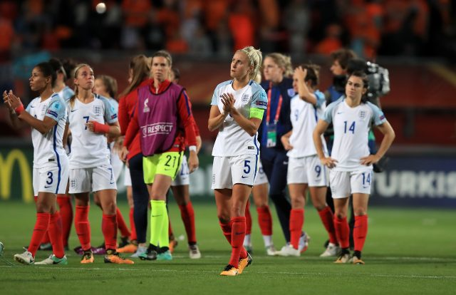 FA announces plans to bid for European Women's Championship in 2021