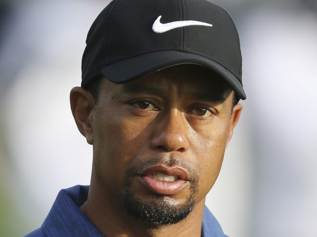 Tiger Woods agreed to enter a diversion programme (Kamran Jebreili/AP)