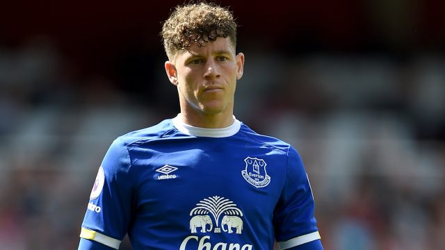 Tottenham and Chelsea are both looking to sign Ross Barkley from Everton