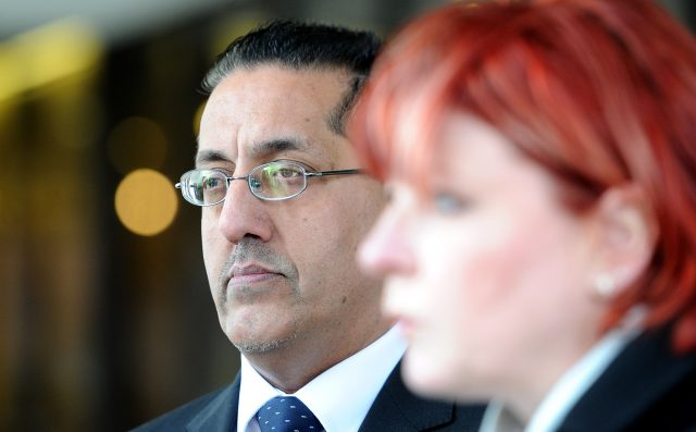 Nazir Afzal said putting predators with others in the company of their prey is dangerous