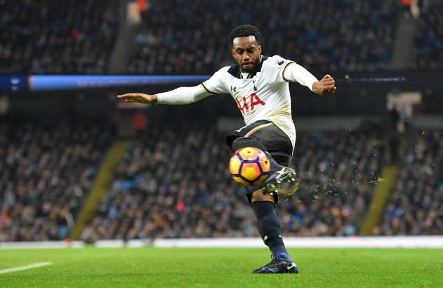 Danny Rose (Dave Howarth/Empics)