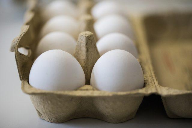 Eggs (Marcel Kusch/AP/PA)
