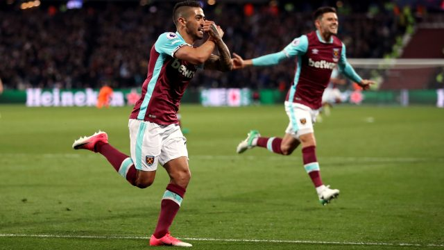 Manuel Lanzini has been linked with a move away from the Hammers