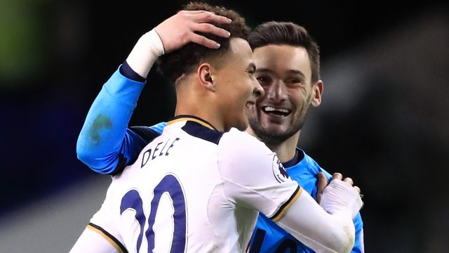 Dele Alli scored both goals for Tottenham against Chelsea in last season's corresponding fixture