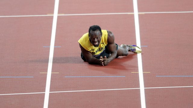 Usain Bolt finished his career with eight Olympic gold medals