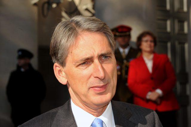 Chancellor Philip Hammond (Ian Nicholson/PA)