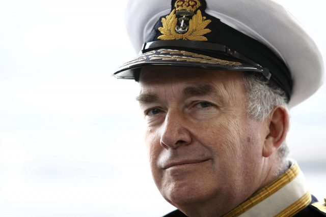Admiral Lord West. (Carl Court/PA)
