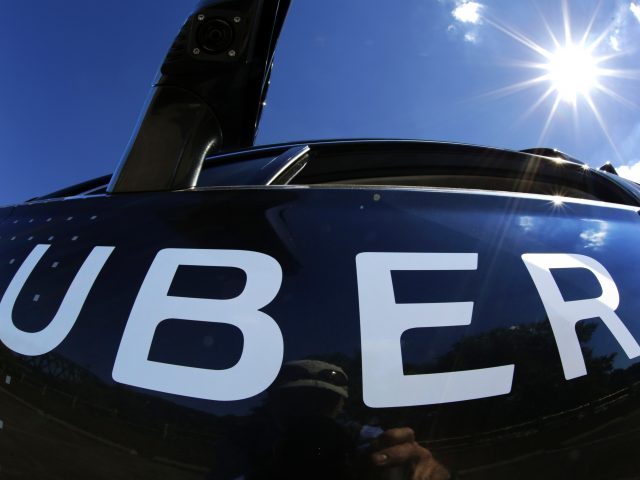 Uber insists it has a good relationship with police (Gene J Puskar/AP)