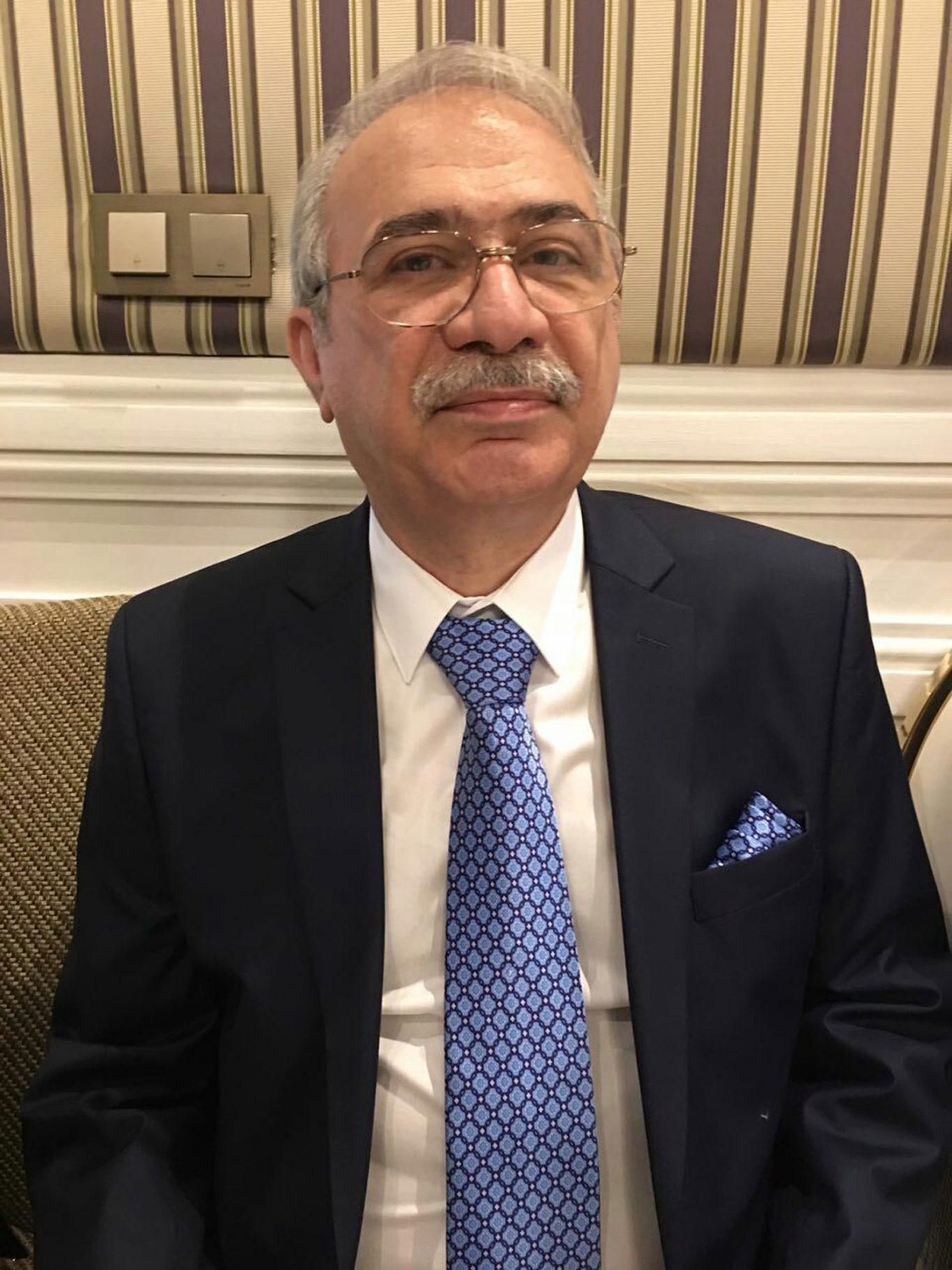 Hamid Kani was 61 (Handout/PA)