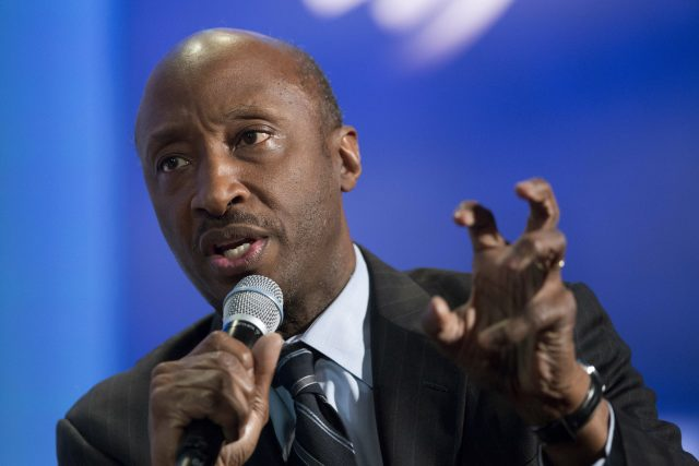 CEOs Of Merck, Under Armour And Intel Resign From Trump's Business Council