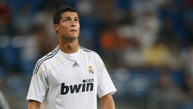 It was a game to forget for Ronaldo against Almeria with a red card and a missed penalty