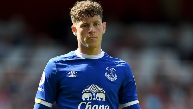 Ross barkley could leave Everton before the end of the transfer window