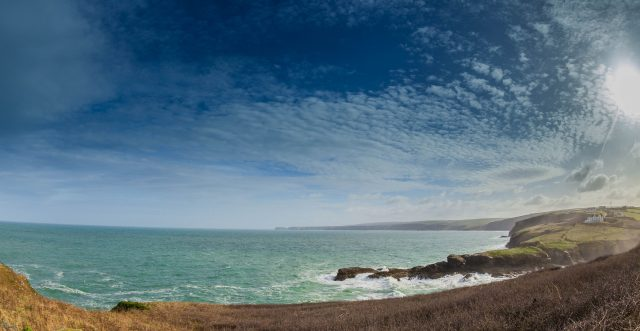 The view from Cornish fish eatery Restaurant Nathan Outlaw