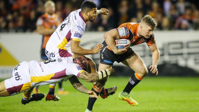 Castleford WILL play in the 2018 World Club Series