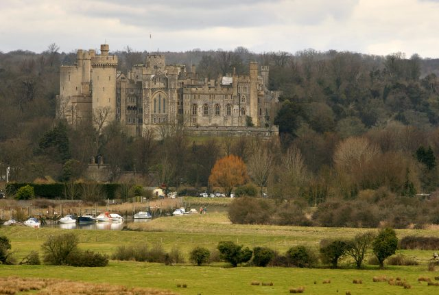 Arundel Castle in West Sussex (Chris Ison/PA)